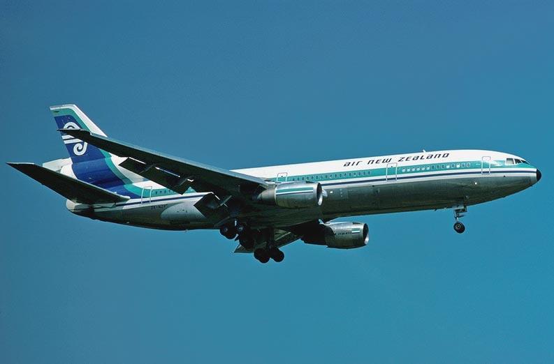 Air New Zealand Flight 901