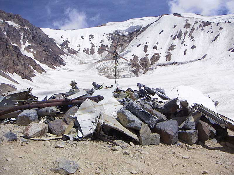 Uruguayan Air Force Flight 571 Miracle in the Andes