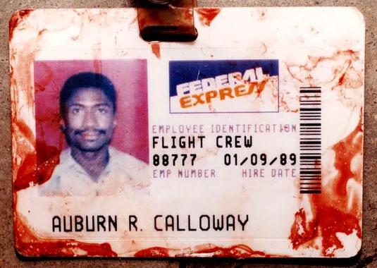 Federal Express Flight 705