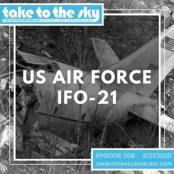 Episode 8: USAF IFO-21 Dubrovnik