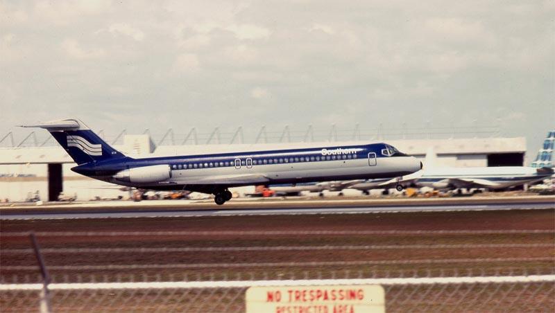 Southern Airways Flight 242