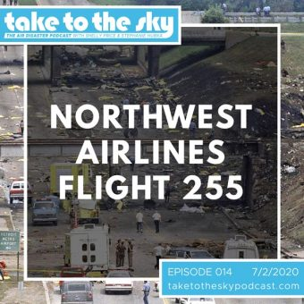Episode 14: Northwest Airlines Flight 255