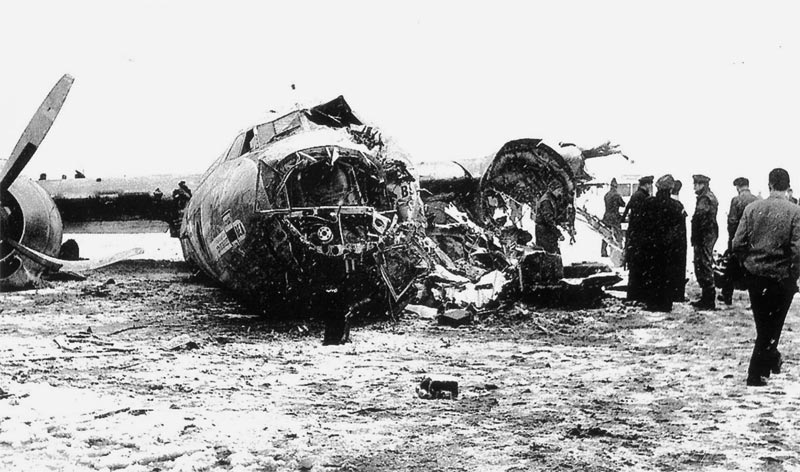 The 1958 Munich Air Disaster