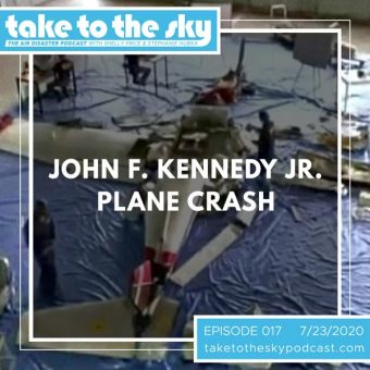 Episode 17: John F. Kennedy Jr. Plane Crash