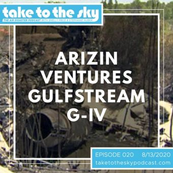 Episode 20: Arizin Ventures Gulfstream G-IV