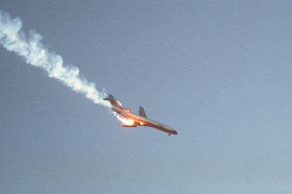 Pacific Southwest Airlines Flight 182