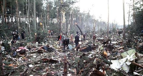 Turkish Airlines Flight 981