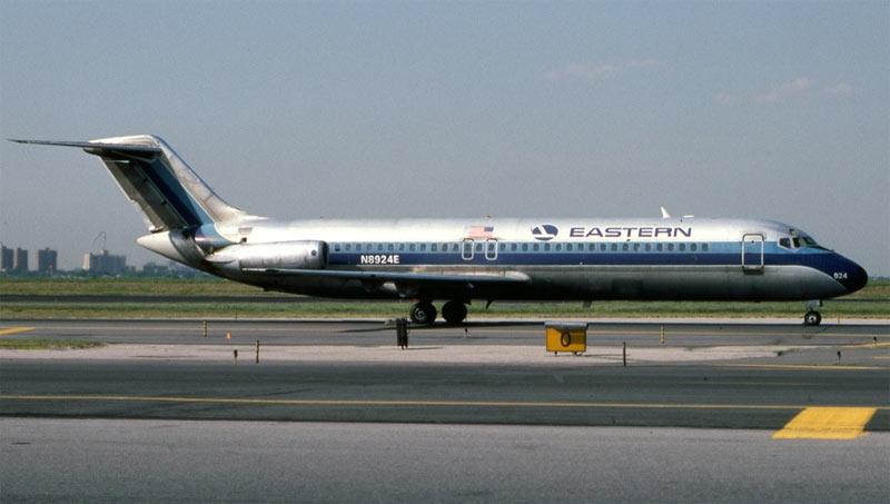 Eastern Airlines Shuttle Flight 1320