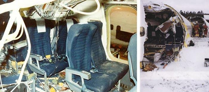 Scandinavian Airways Flight 751