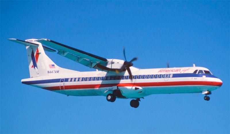American Eagle Flight 4184