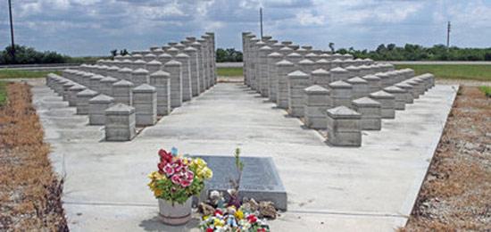 The ValuJet Flight 592 Victims Memorial.