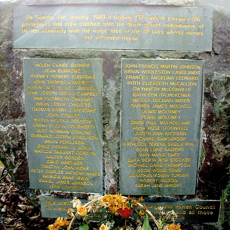 British Midland Flight 92