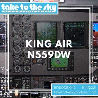 Episode 42: King Air N559DW