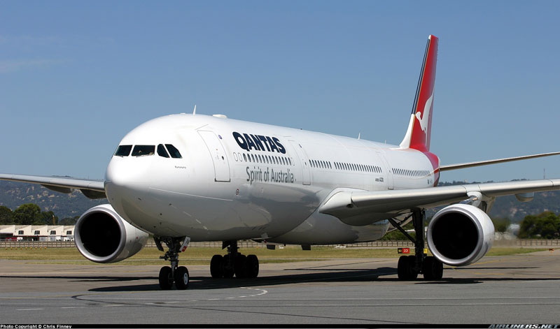 Qantas Flight 72