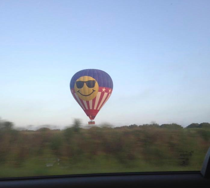 Texas Hot Air Balloon Disaster
