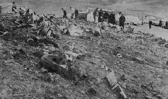 LOT Polish Airlines Flight 5055