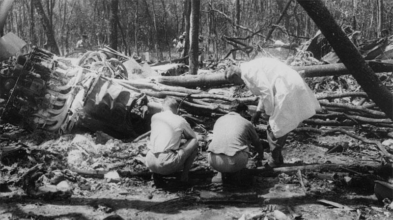 Dag Hammarskjold Crash Site