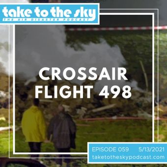 Episode 59: Crossair Flight 498