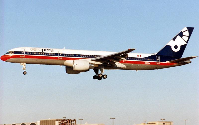 Aeroperu Flight 603