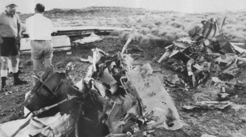 MacRobertson Miller Airlines Flight 1750