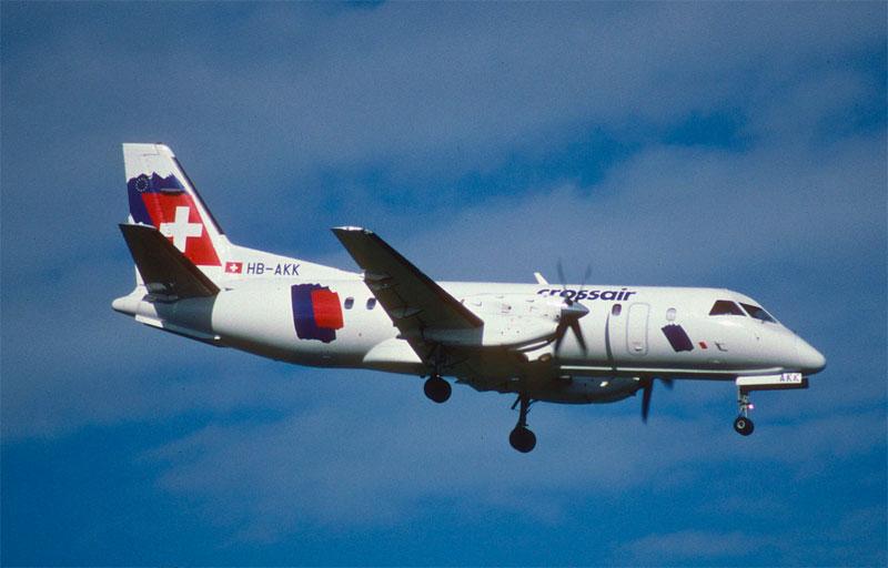 Crossair Flight 498