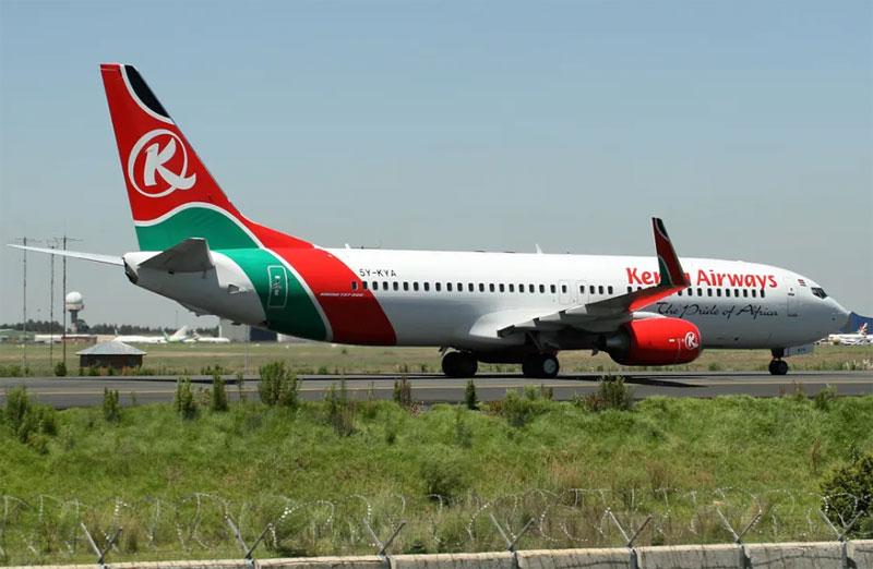 Kenya Airways Flight 507