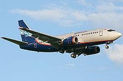 Aeroflot Flight 821