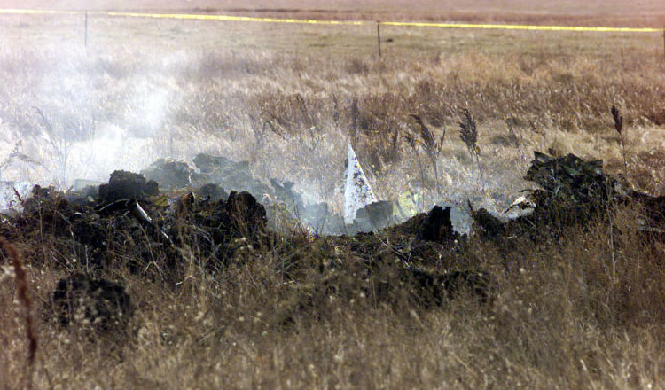 Payne Stewart Plane Crash