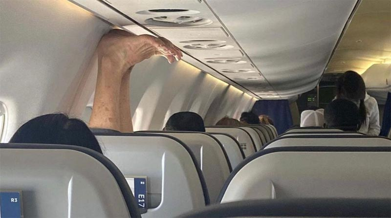 Bad Behavior on Planes