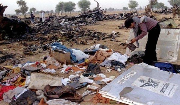 Charkhi Dadri Mid-Air Collision