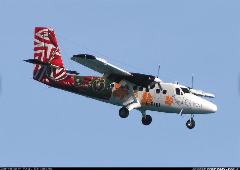Air Moorea Flight 1121