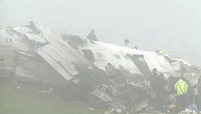 Ansett New Zealand Flight 703