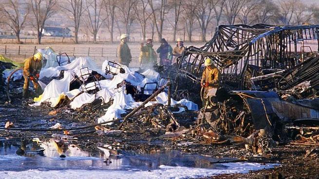 Galaxy Airlines Flight 203